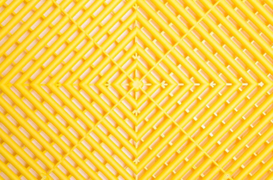 Swisstrax Garage Tiles - Citrus Yellow