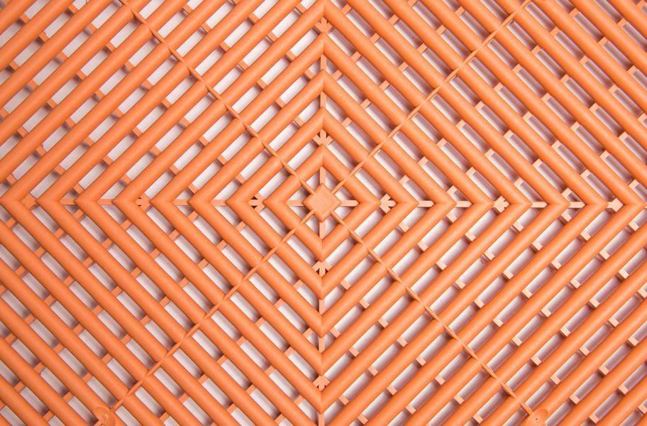 Swisstrax Garage Tiles - Terra Cotta