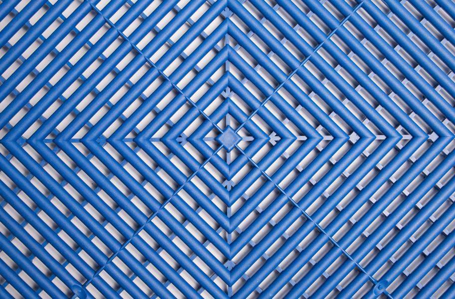 Swisstrax Garage Tiles - Royal Blue