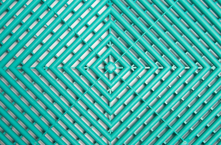 Swisstrax Garage Tiles - Teal