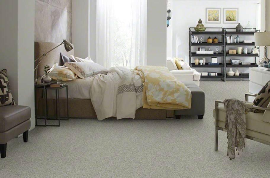 Floorigami Plume Perfect Carpet Tile - Night Owl