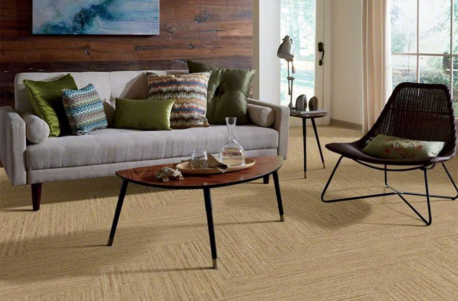 Floorigami Desert Dawn Carpet Plank - Acacia Wood