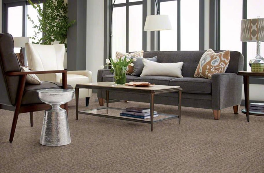 Floorigami Desert Dawn Carpet Plank - Living Stone