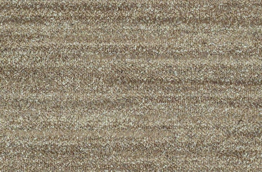 Shaw Floorigami Desert Dawn Carpet Plank - Tumbleweed