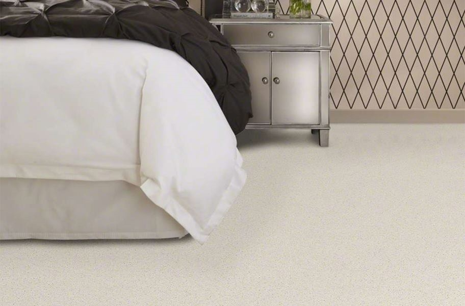 Shaw Floorigami Plume Perfect Carpet Tile - Ostrich