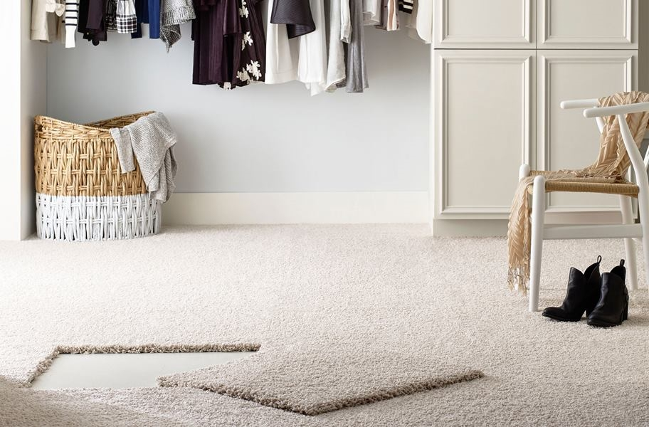 Shaw Floorigami Plume Perfect Carpet Tile