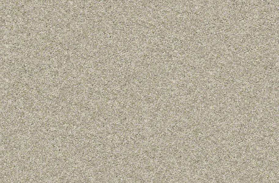Shaw Floorigami Stay Toned Carpet Tile - Frothy Cappuccino