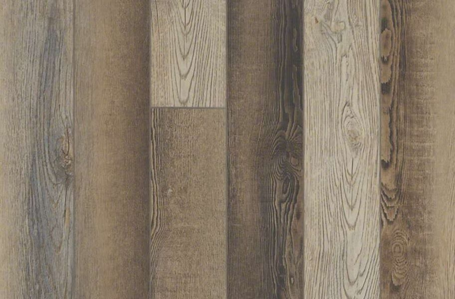 "Shaw Paragon Plus 5"" Rigid Core Vinyl Planks - Brush Oak"