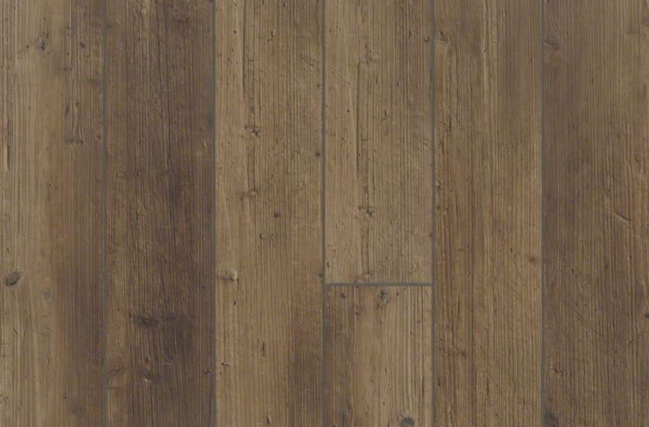 "Shaw Paragon Plus 5"" Rigid Core Vinyl Planks - Tactile Pine"