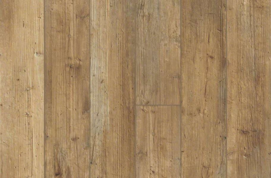 "Shaw Paragon Plus 5"" Rigid Core Vinyl Planks - Touch Pine"