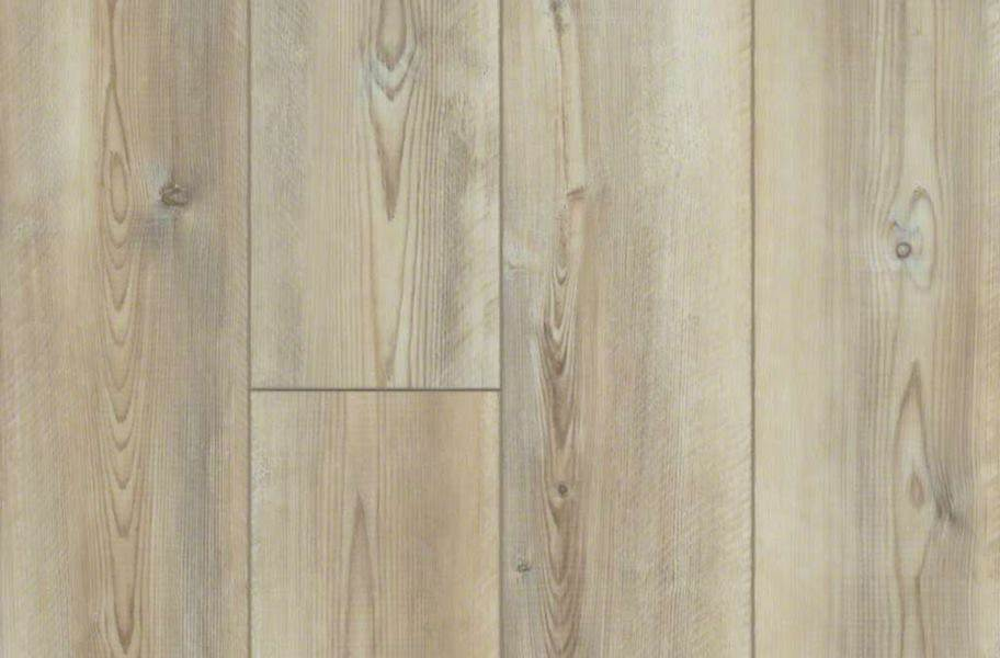 "Shaw Paragon Plus 7"" Rigid Core Vinyl Planks - Cut Pine"