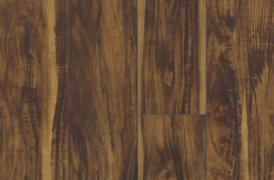 "Shaw Paragon Plus 7"" Rigid Core Vinyl Planks - Rainforest Acacia"