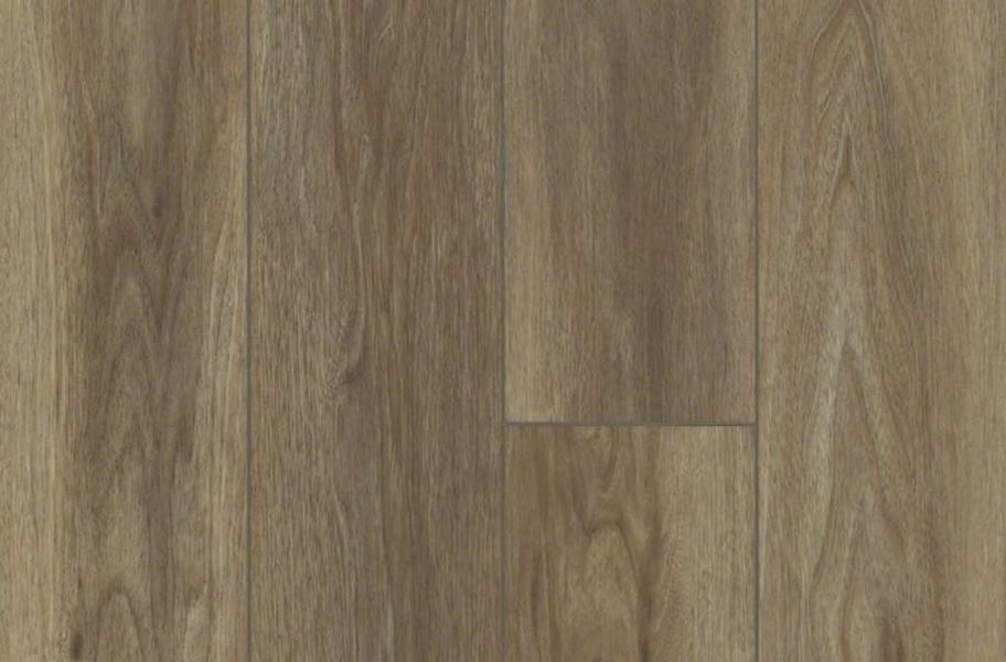 "Shaw Paragon Plus 7"" Rigid Core Vinyl Planks - Wire Walnut"