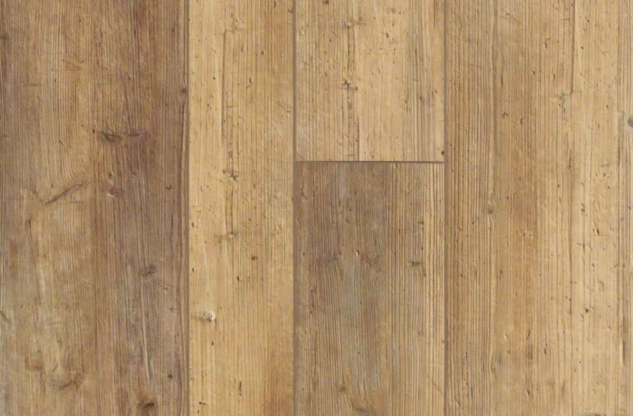 Shaw Paragon Plus Mix Rigid Core Vinyl Planks - Touch Pine