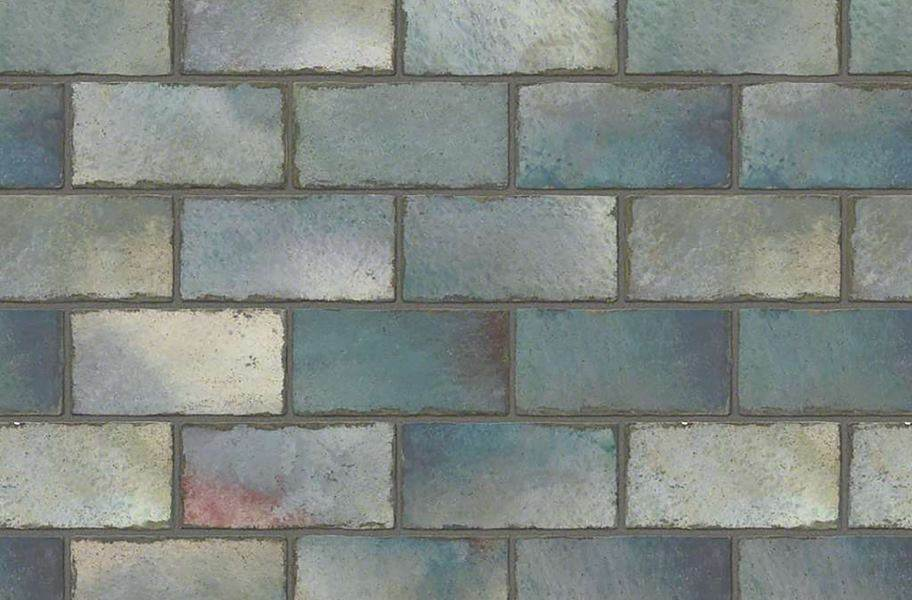 "Shaw Islander 3"" x 6"" Wall Tile - Salt Water"
