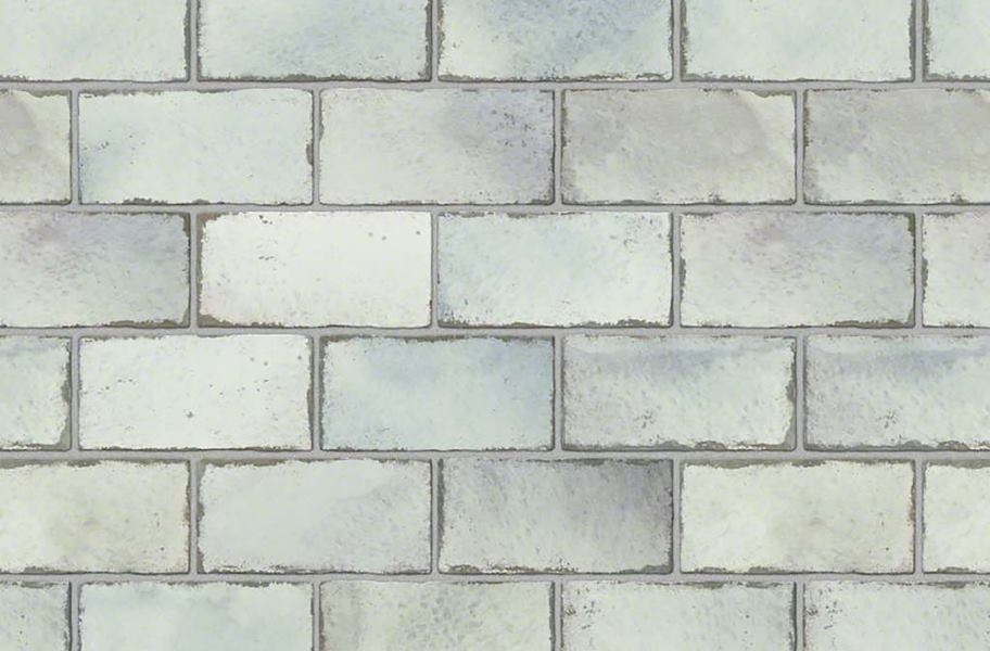 """Shaw Islander 3"""" x 6"""" Wall Tile - Seashell"""