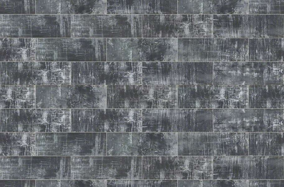 "Shaw Cosmopolitan 4"" x 12"" Wall Tile - Chimney Smoke"