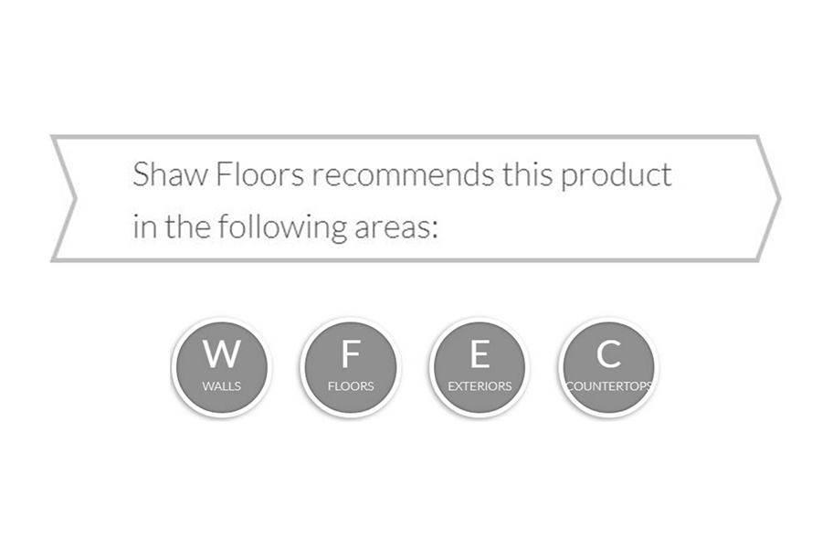 "Shaw Marlow 8"" x 8"""