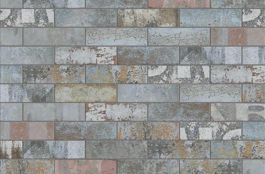 "Shaw Classic Brick 2"" x 7"" - Factory"