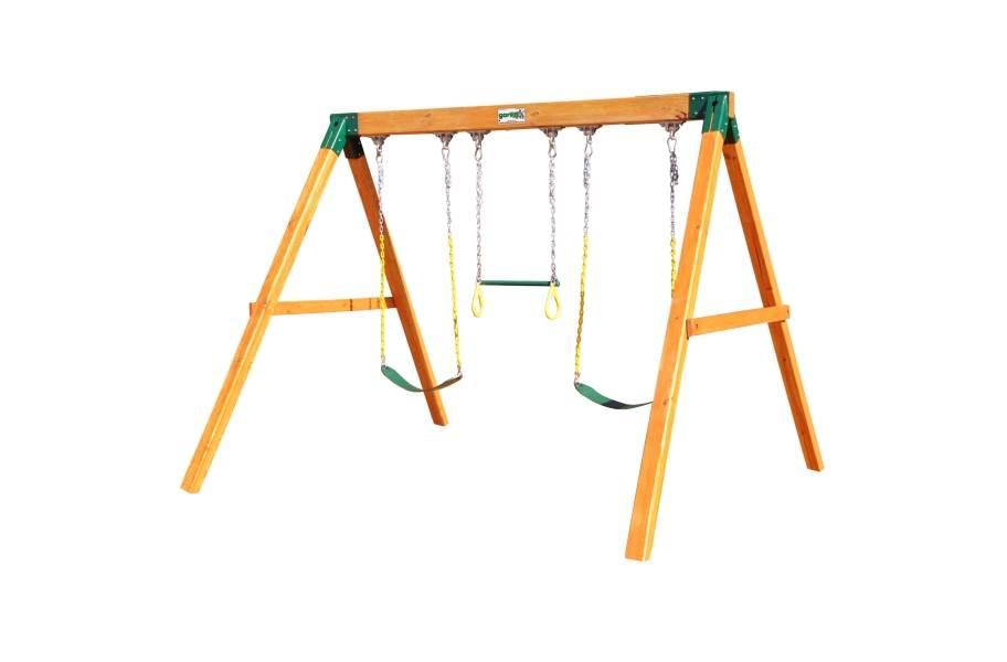 3-Position Swing Station - 3-Position Swing Station