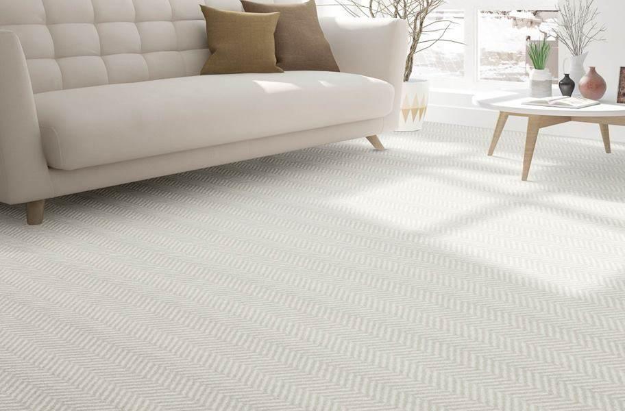 Joy Carpets Favorite Retreat Carpet - Dove