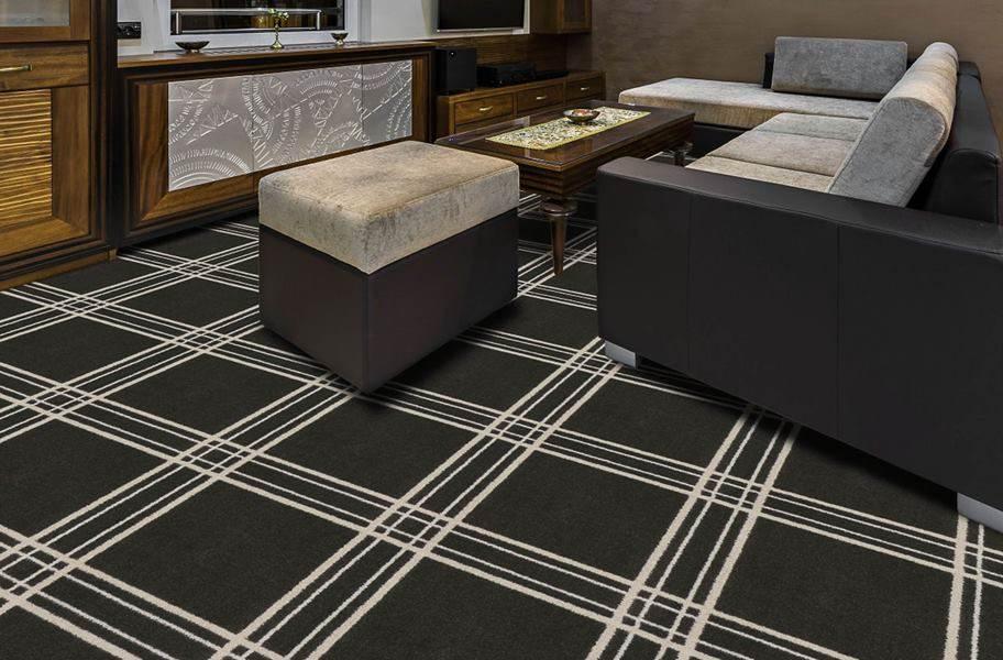 Joy Carpets Broadfield Carpet - Espresso