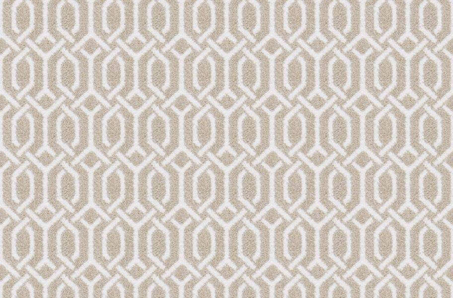 Joy Carpets Ornamental Carpet - Ivory