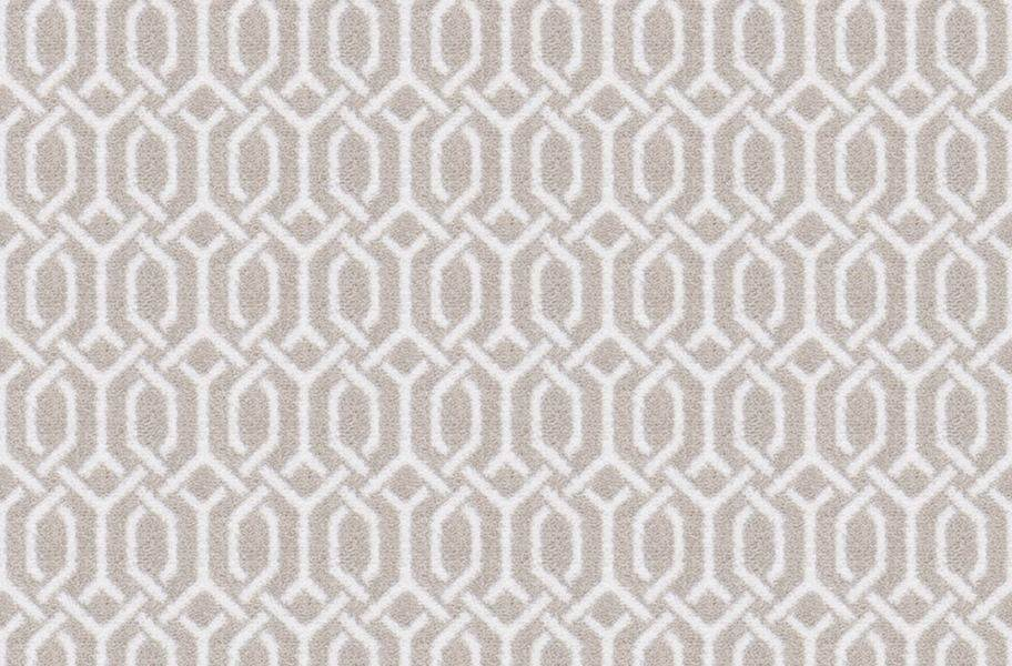 Joy Carpets Ornamental Carpet - Taupe