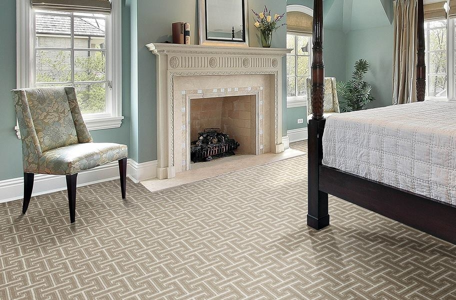 Joy Carpets Park Place Carpet - Ivory