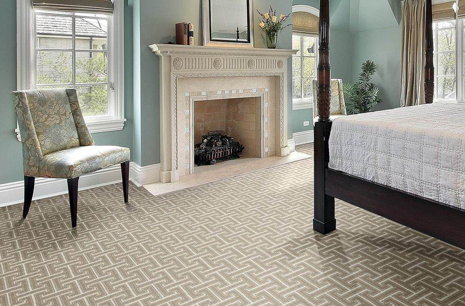 Joy Carpets Park Place Carpet - Ivory