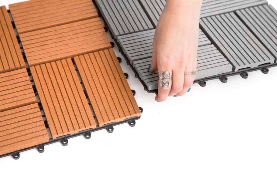 Helios Deck Tiles (8 Slat)