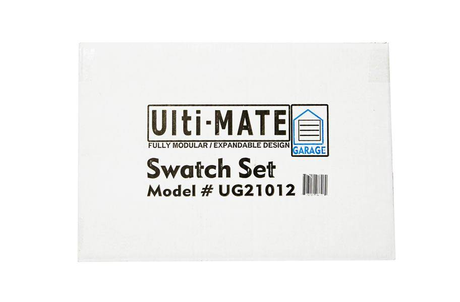 Ulti-MATE Garage 2.0 Series Color Swatch Kit