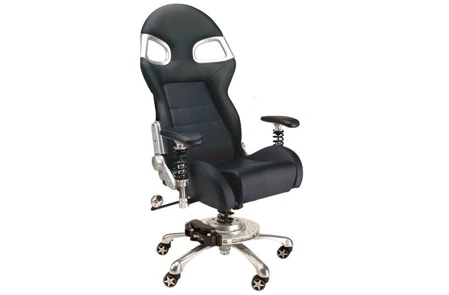 PitStop LXE Office Chair - Black