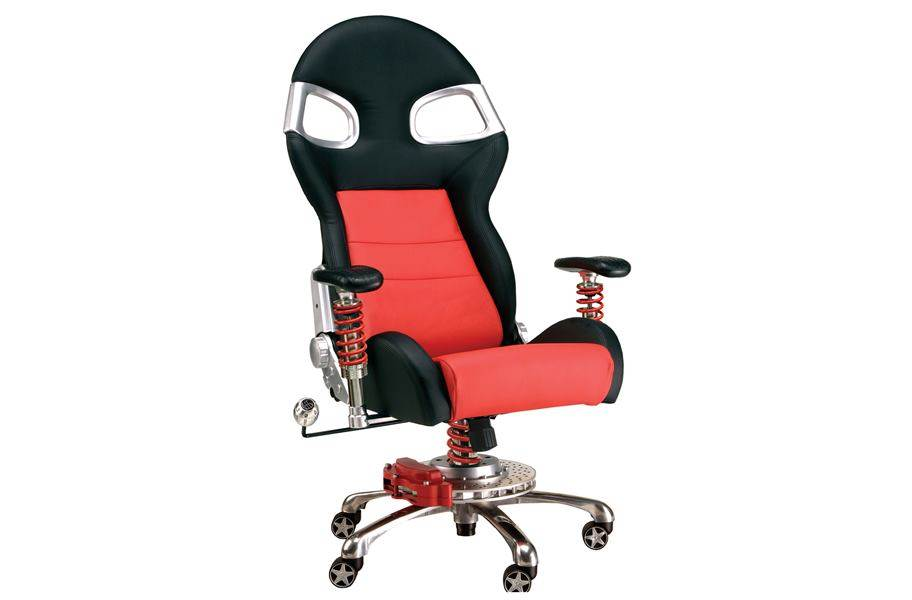PitStop LXE Office Chair - Red