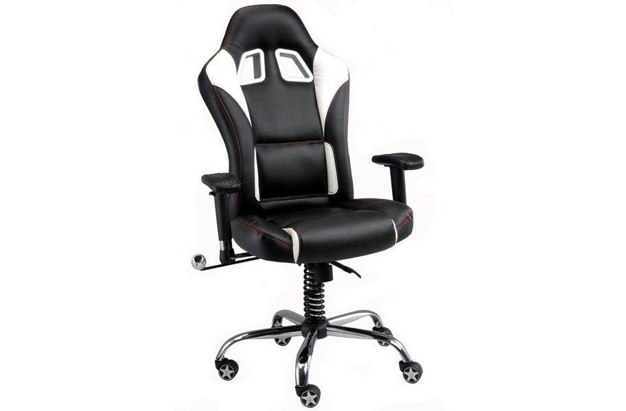 PitStop SE Office Chair - Black