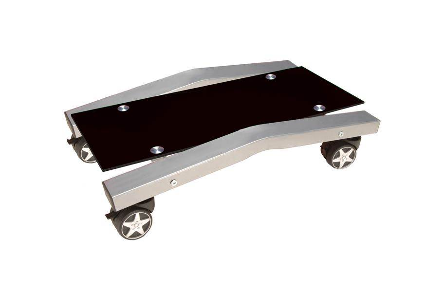 PitStop Computer Stand - Black