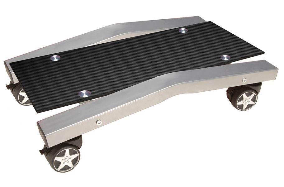 PitStop Computer Stand - Carbon Fiber