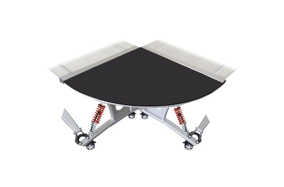 PitStop GT Spoiler Desk Connector - Black