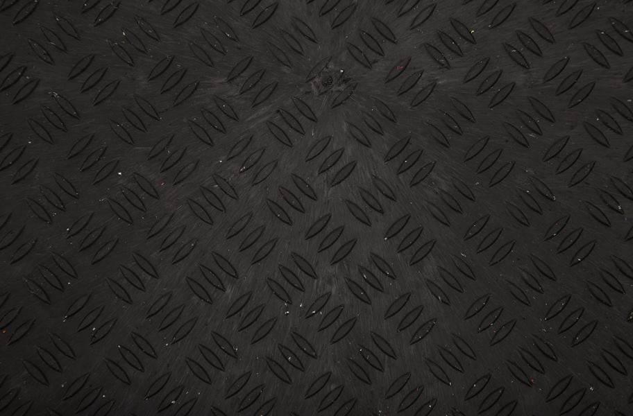 Eco Flex Tiles - Diamond Black