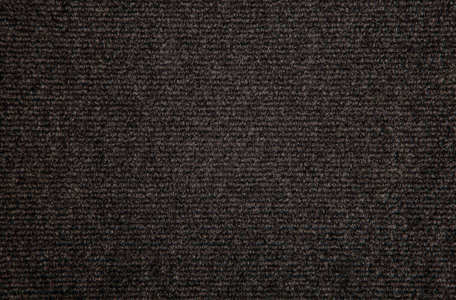 High Low Ribbed Carpet Tile - Overstock - Smoke