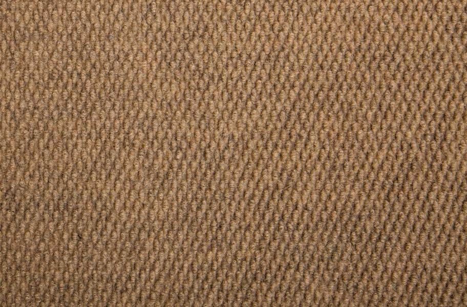 Premium Hobnail Carpet Tiles - Seconds - Chestnut