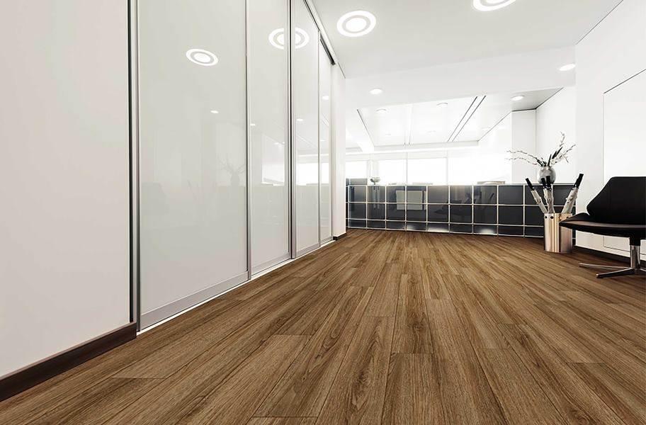 COREtec Pro Plus Enhanced Rigidcore Planks - Rocca Oak