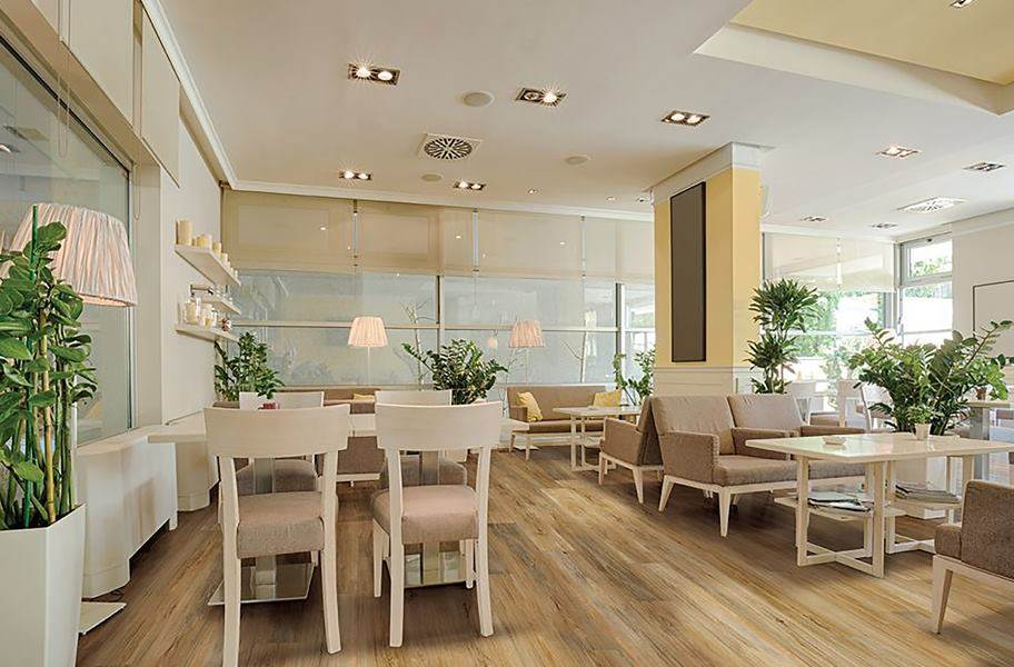 COREtec Pro Plus Enhanced Rigid Core Vinyl Planks - Edinburgh Oak