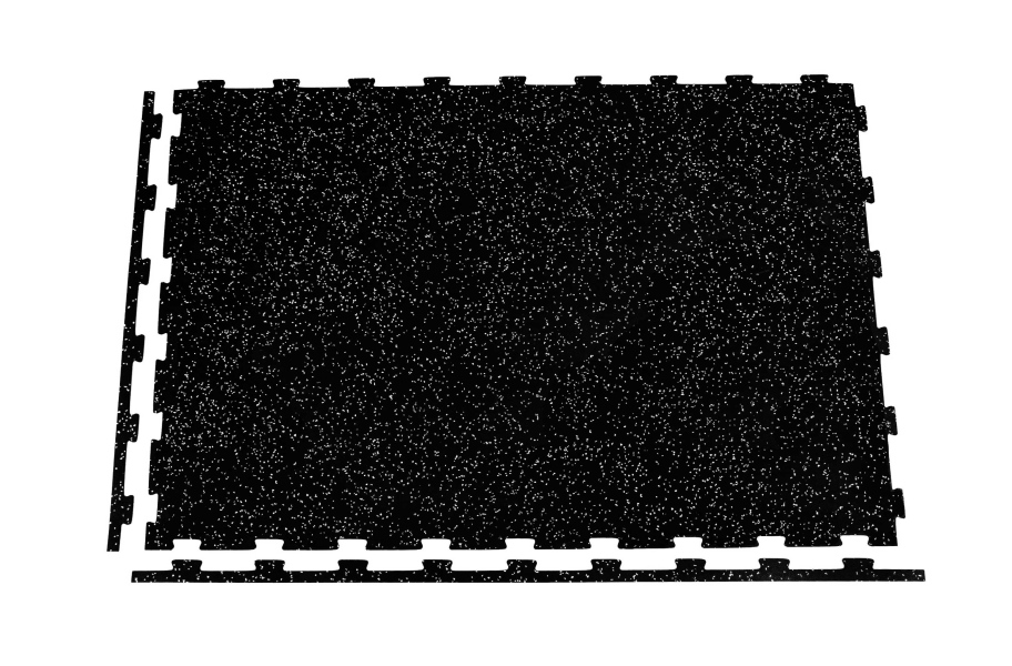 Titan 4' x 6' Interlock Mats - Corner Mat
