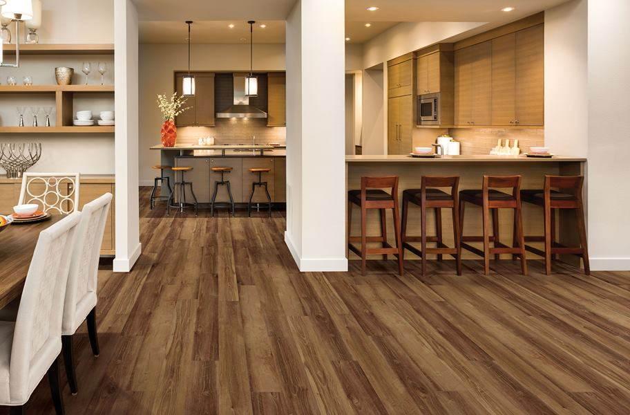 COREtec Plus Enhanced Waterproof Planks - Marianas Oak