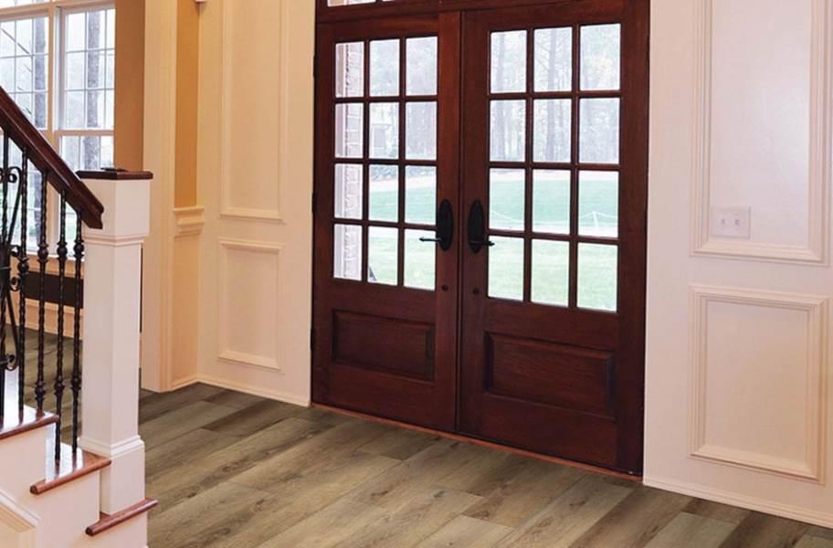 COREtec Plus Enhanced Waterproof Planks - Angola Pine
