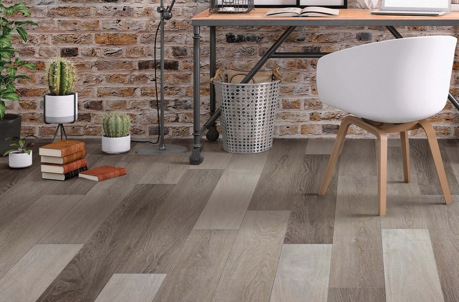COREtec Plus Enhanced Waterproof Planks - Axial Oak