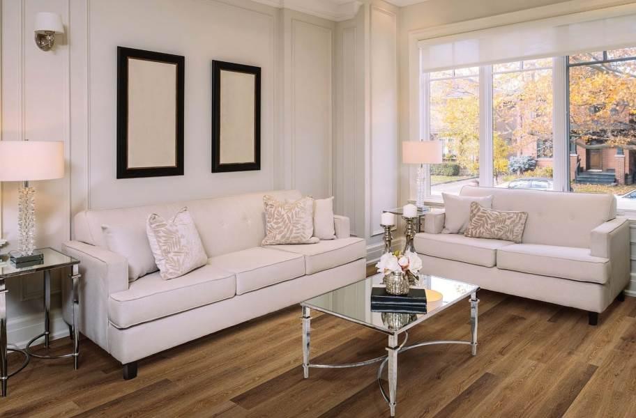 COREtec Plus Enhanced Waterproof Planks - Calypso Oak