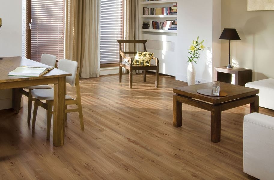 COREtec Plus Enhanced Waterproof Planks - Galathea Oak