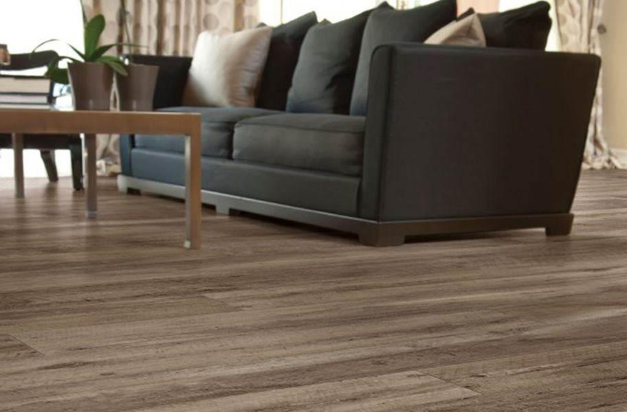 COREtec Plus Enhanced Waterproof Planks - Aden Oak